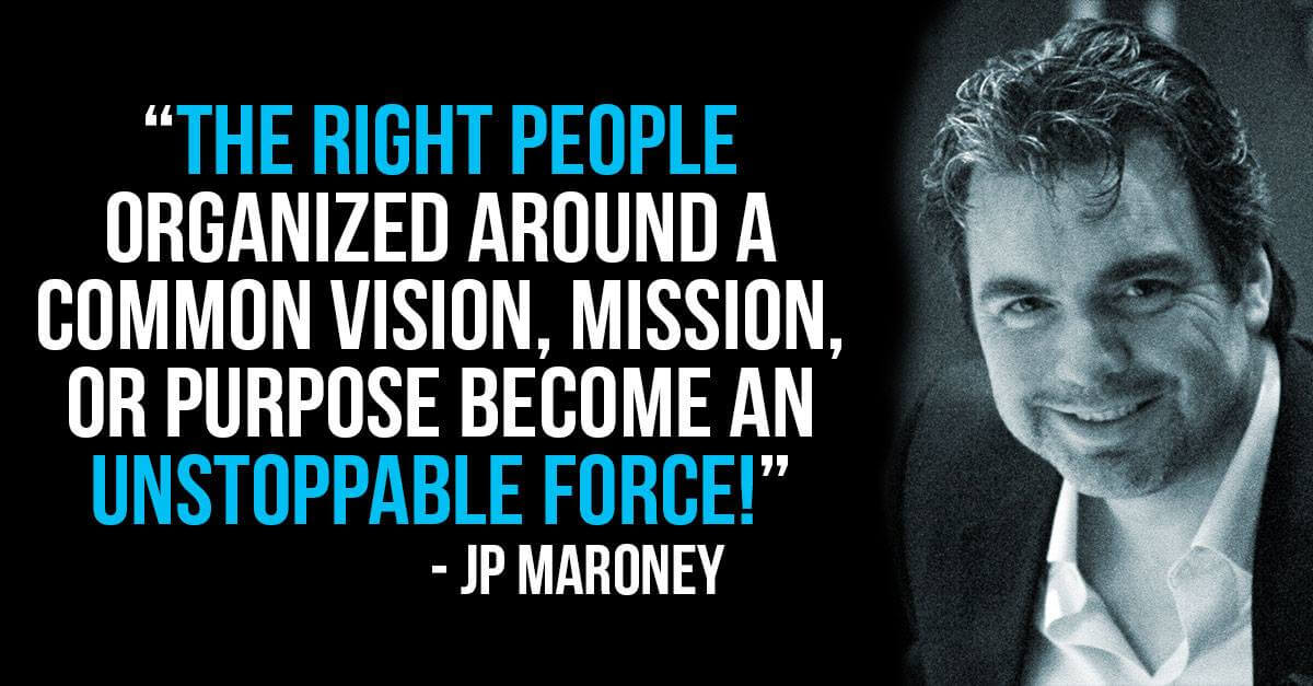 Overcome Adversity with JP Maroney